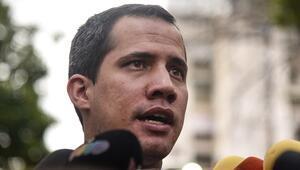 Venezuelada muhalif lider Guaido, 15 yıl boyunca kamu görevlerinden men edildi