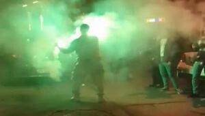 Bağcılarda yasağa rağmen yapılan asker eğlencesi tepki çekti