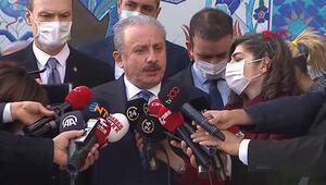 TBMM Başkanı Mustafa Şentoptan fezleke açıklaması
