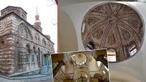Sıvalar söküldü… 700 yıllık peygamber mozaikleri ortaya çıktı
