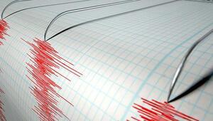 Bingölde 4.1 büyüklüğünde deprem