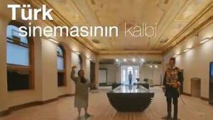 Atlas Sineması ve İstanbul Sinema Müzesi yarın açılıyor