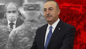 Ermenistanda darbe girişimi Türkiyeden ilk açıklama geldi