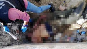 Kireç kuyusunda erkek cesedi bulundu