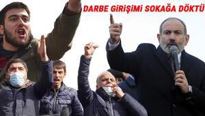 Son dakika haberi: Ermenistan yangın yeri Paşinyan konuştu: Teslim olmayacağız
