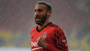 Beşiktaşın Denizlispor kadrosu açıklandı Cenk Tosun ve Montero yok