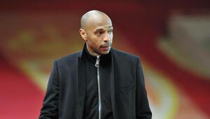 Montreal Impactte teknik direktör Thierry Henry istifa etti