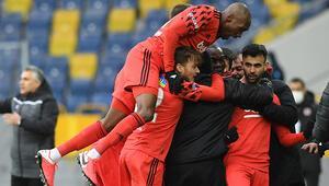 Beşiktaş, Denizlispor maçıyla arayı kapatmak istiyor