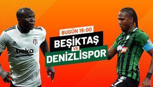 Denizlispor, İstanbula 4 eksikle geldi Beşiktaşın iddaa oranı...