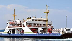 Çanakkale'nin deniz ulaşımına yeni gemi