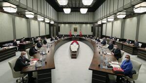 Kabine Toplantısı ne zaman, hangi gün yapılacak Cumhurbaşkanı Erdoğanın açıklaması bekleniyor