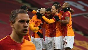 Galatasarayda Erzuruma karşı 20 milyon Euroluk kulübe