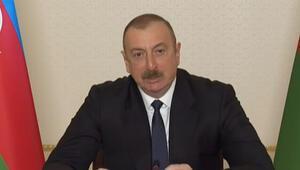 Son dakika: Azerbaycan Cumhurbaşkanı Aliyevden önemli açıklamalar