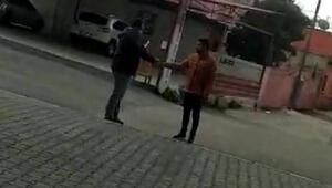 Sivil polislerden 'değnekçilere' suçüstü