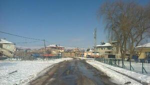 Kayseri'de, 200 nüfuslu mahalleye koronavirüs karantinası