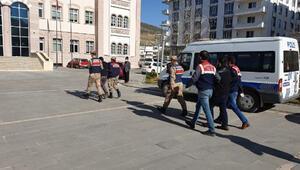 Kahramanmaraşta DEAŞ operasyonu: 3 gözaltı