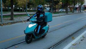 Üniversite mezunları motokurye mesleğine göz dikti