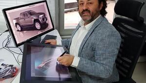 Otomobil tasarımcısı ASSİMde