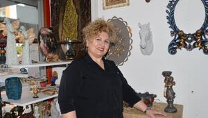 Sanatçı Elaldıya uluslararası prestij ödülü