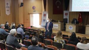 Akdeniz Belediyesi personeline doğrudan temin ve ihale kanunu eğitimi