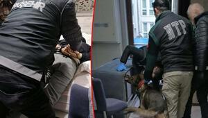 Özel Harekat destekli uyuşturucu operasyonu: 9 gözaltı