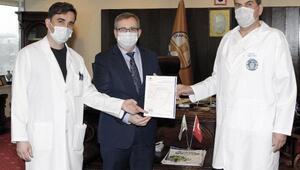 Trakya Üniversitesi'nin işitme çalışmaları üzerine buluşuna uluslararası patent
