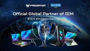 Acer, Predator markası ile IEM bilgisayar ve monitör partneri oldu