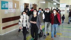 Şanlıurfa'da aranan kişilere yönelik operasyon: 44 gözaltı