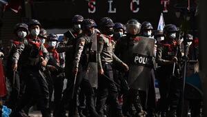 Myanmarda askeri yönetim 2020deki genel seçim sonuçlarını geçersiz saydı