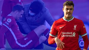 Liverpoolda Jordan Henderson ameliyat edildi Ozan Kabak...