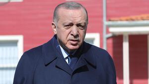 Son Dakika: Son dakika... Kısıtlamalar esnetilecek mi Cumhurbaşkanı Erdoğandan açıklama geldi