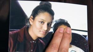 İngilterede DEAŞ gelini Şamima için karar çıktı: Ülkeye dönemez