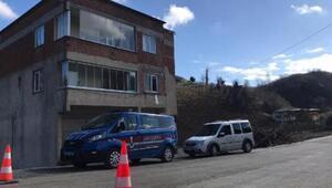 Trabzonda cenazede 22 kişiye virüs bulaştırdı; mahalle ikinci kez karantinada