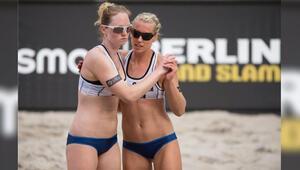 Alman sporcuların boykotu sonrası Katar, plaj voleybolcularının kıyafetlerine karışmama kararı aldı