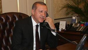 Kırgızistan Cumhurbaşkanı Caparov, Cumhurbaşkanı Erdoğan ile telefon görüşmesi yaptı