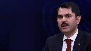 Çevre ve Şehircilik Bakanı Murat Kurumdan Kanal İstanbul açıklaması