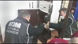 Silici 2'de 120 kişiye gözaltı