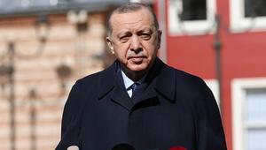 Erdoğan: Kanal İstanbul projesi hazır