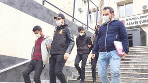Televurguna baskın 4 kişi tutuklandı