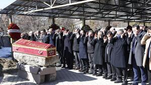Murat Balkan Ankara'da toprağa verildi