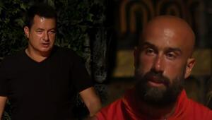 Survivor Çağrı diskalifiye mi olacak Acun Ilıcalıdan ada konseyinde sert çıkış