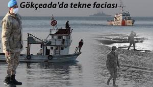 Son dakika haberi: Gökçeadada tekne faciası Ölü ve kayıplar var
