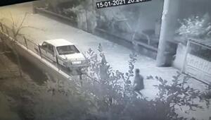 Tacizciyi yakalatan görüntü