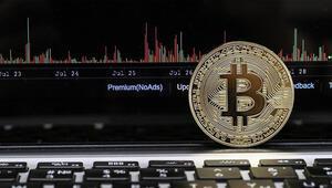 Bitcoinde düşüş sürüyor 45 bin dolar...