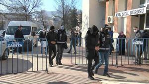 Orduda organize suç örgütüne operasyon 3 kişi tutuklandı