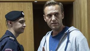 Rusyada tutuklu muhalif lider Navalninin kaldığı cezaevinin yeri değişti
