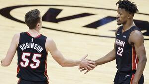 NBAde Gecenin Sonuçları: Miami Heat çıkışını sürdürdü, Utah Jazzı da yendiler