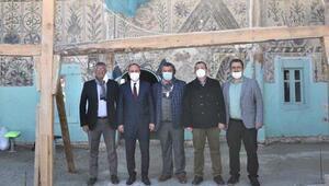 Tarihi Belenardıç camisi restore ediliyor