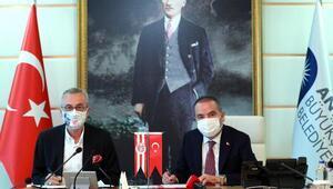 Büyükşehir, Antalyaspora 2 yılda 3 milyon lira ödeyecek