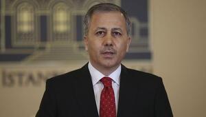 İstanbul Valisi Ali Yerlikayadan normalleşme açıklaması